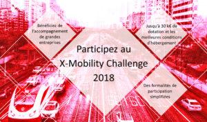 X-Mobility Challenge : calendrier prolongé