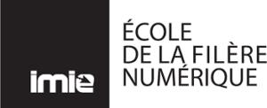 Logo IMIE école de la filière numérique