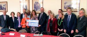 Yes Fiers d'être labellisés FRENCH IMPACT avec nos partenaires
